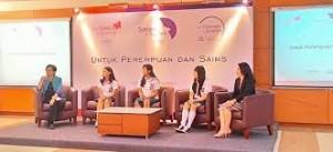 Perempuan Peneliti Indonesia Berbagi Cara Mendapatkan Beasiswa