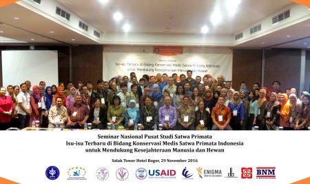 Kemeriahan Acara Seminar Nasional PSSP
