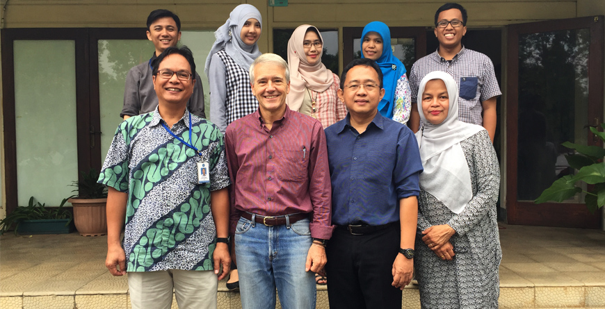 Kunjungan kerjasama penelitian antara PSSP LPPM-IPB dengan Washington National Primate Research Center dan Center for Global Field Study, University of Washington