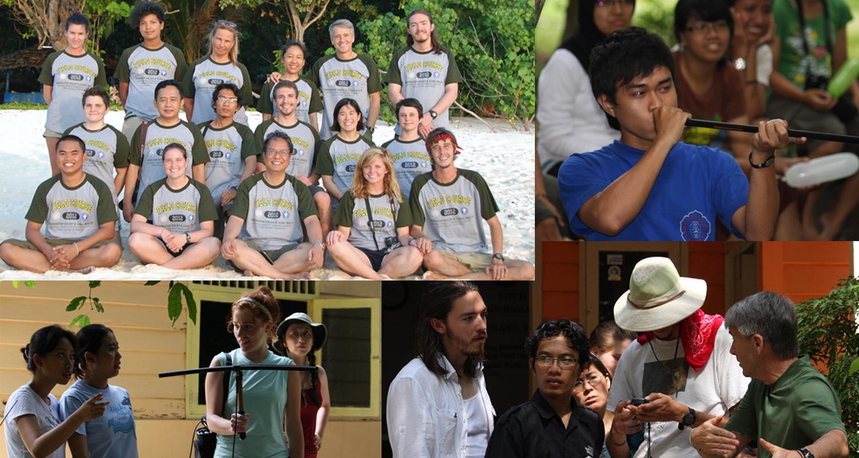 Konservasi Biologi dan Kesehatan Global di Pulau TInjil