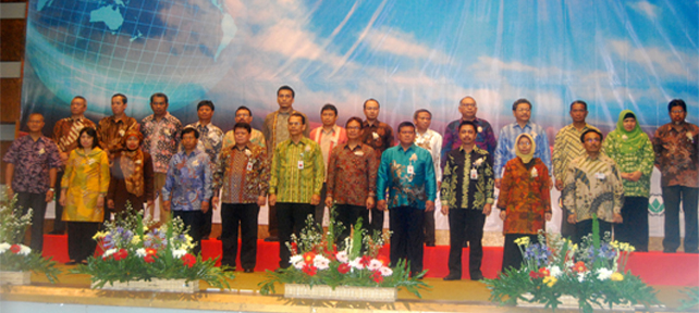 2014 Science and Technology Center Awarding