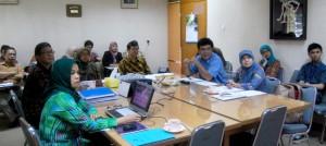 Kunjungan Tm Supervisi Pusat Unggulan IPTEK