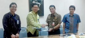 Kesepakatan Perjanjian Perpanjangan Kerjasama antara PERUM Perhutani dengan IPB