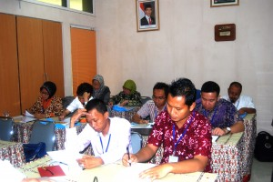 Peserta Advanced Training on Animal Care and Use in Research, Training and Education