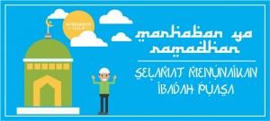 Selamat Menunaikan Ibadah Puasa - Ramadhan 1436 H