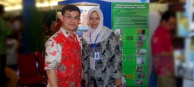 PSSP berpartisipasi dalam RITECH Expo 2015