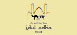 Selamat Idul Adha 1436H