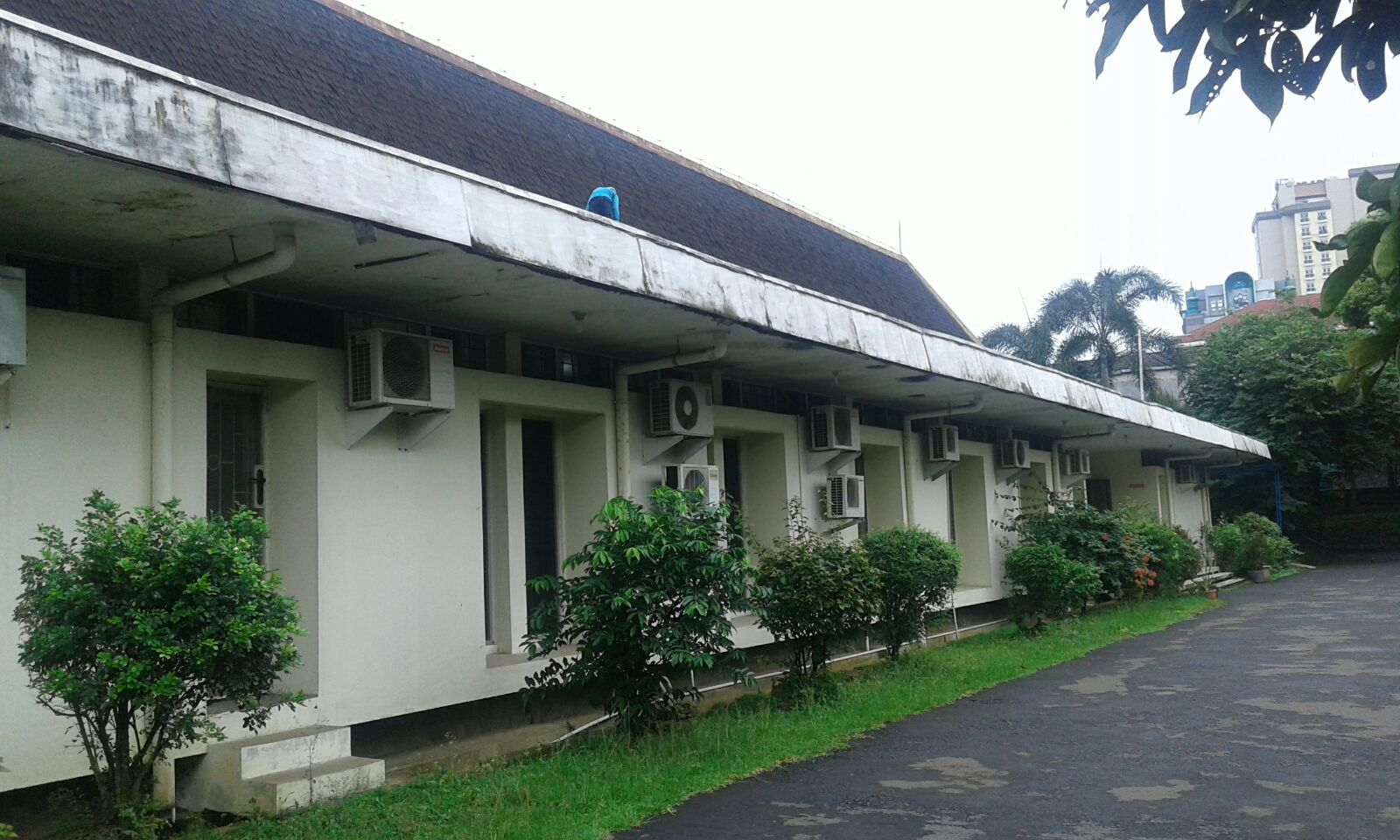 Gedung PSSP