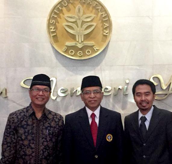 Pelantikan Kepala PSSP 2017-2022