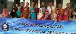 Studi Banding ke ANRI (Arsip Nasional Republik Indonesia)