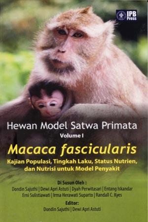 Cover buku hewan model
