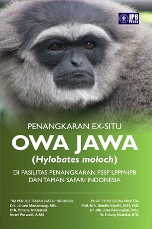 Cover_Penangkaran Ex-situ Owa Jawa