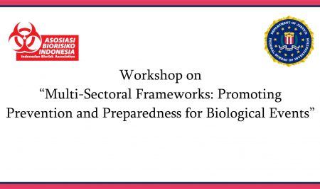 """Workshop """"Multi-Sectoral Frameworks: Promoting Prevention and Preparedness for Biological Events"""""""