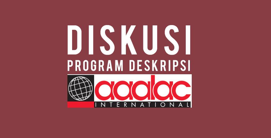 Diskusi Program Deskripsi AAALAC