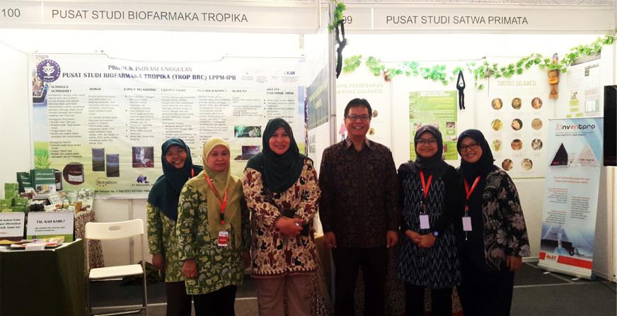 Exhibitor PSSP dan PSB