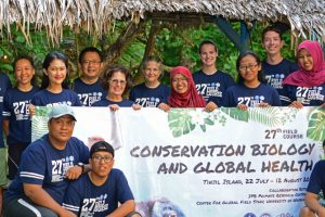 27 Tahun Kegiatan Field Course di Pulau Tinjil