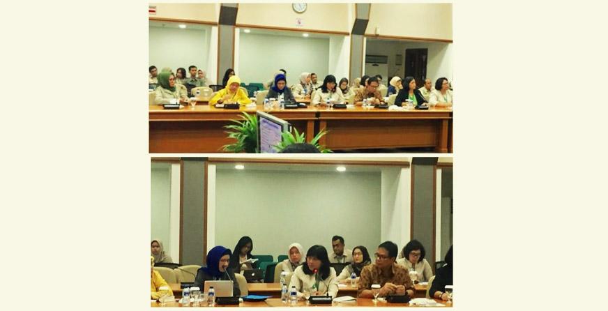 PSSP mengikuti kegiatan Joint External Evaluation