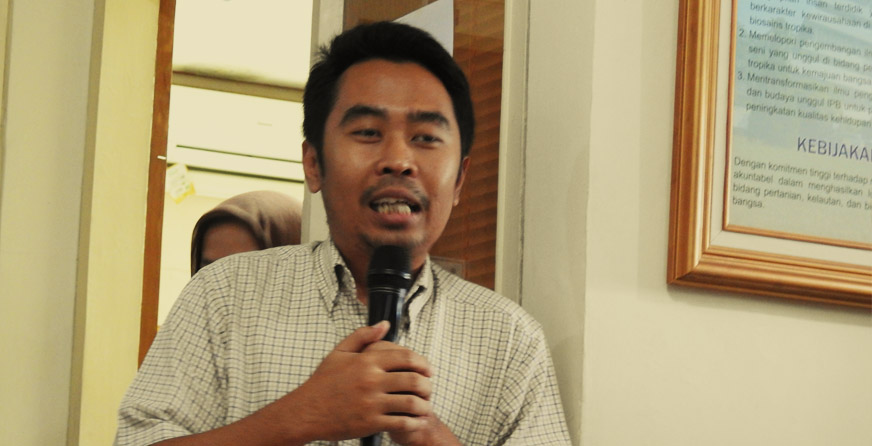 Sambutan dari Huda S Darusman (Kepala Pusat periode 2017-2022)