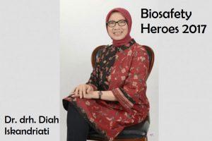 Ilmuwan Indonesia Raih Penghargaan International