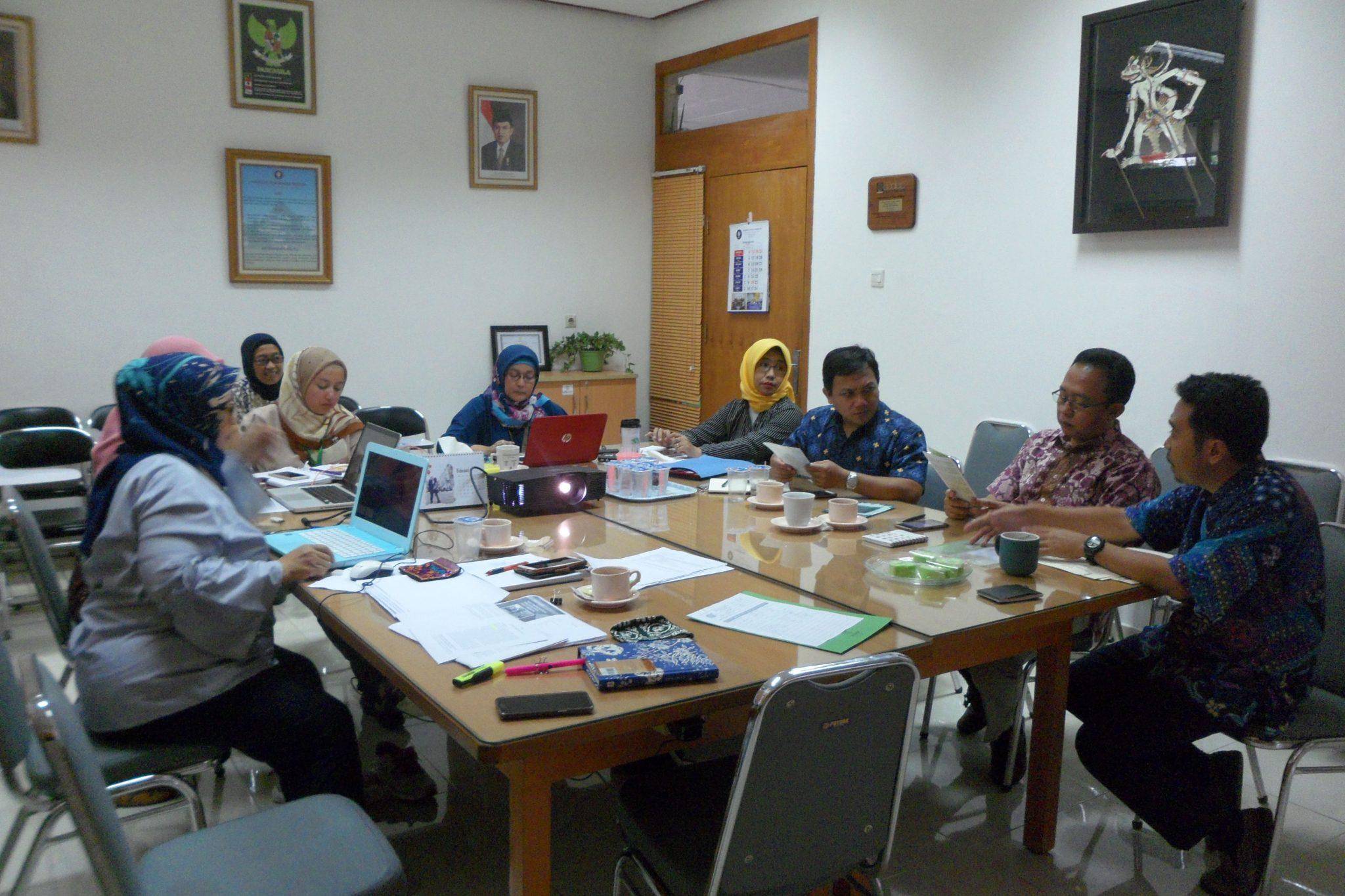 Rapat Pusat unggulan Iptek