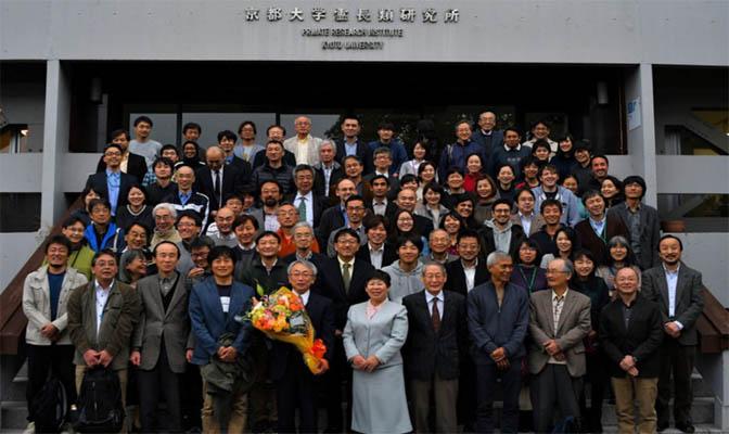 Kunjungan Dyah Perwitasari ke Jepang