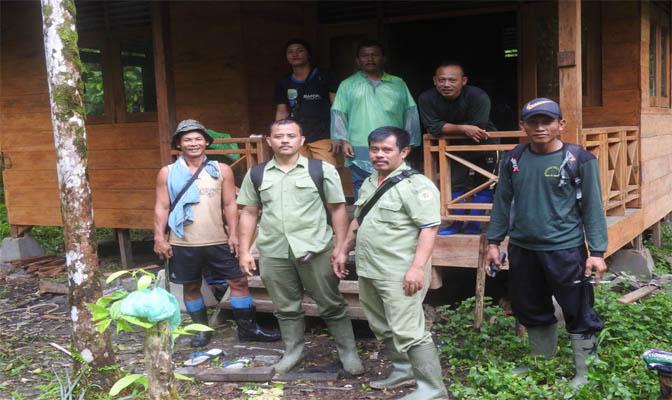 Kegiatan Walberto Sinaga di Mentawai