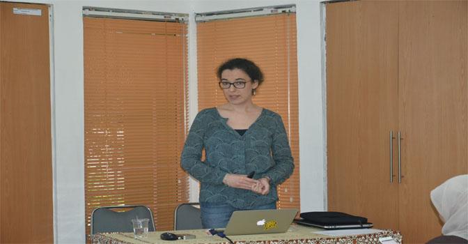Pembicara Half Day Seminar Dr Alice Latinne, PhD