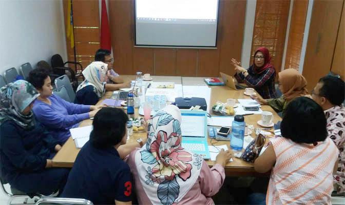Rapat Bulanan dan Persiapan risk Assesment