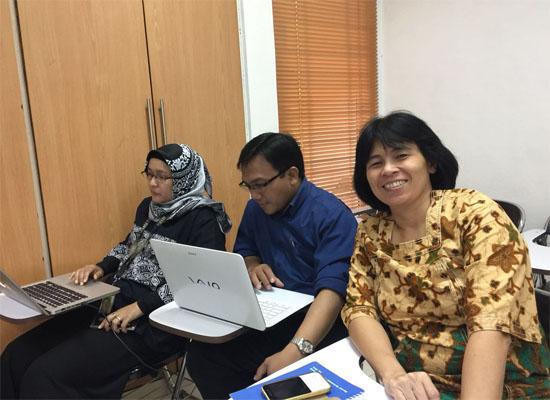 Staf dan Peneliti Pusat  Studi Satwa Primata-IPB