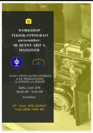 Workshop Teknik Fotografi