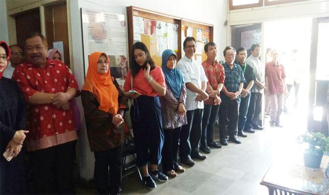 Keluarga Besar Pusat Studi Satwa Primata  LPMM-IPB (29/6/2018)