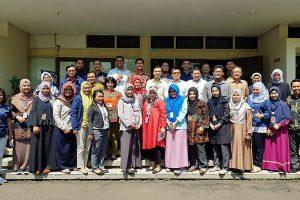 Kunjungan dosen2 Indonesia