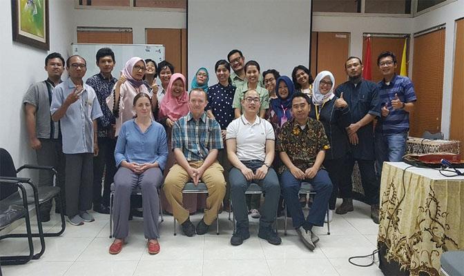 Half Day Seminar Dr. Martin Gilbert and Dr. Navapon Techariengkai at PSSP