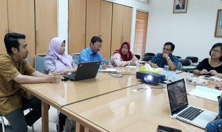 Rapat Tim Persiapan Akreditasi PSSP