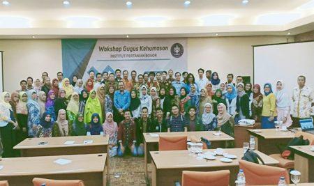 Workshop Gugus Kehumasan Institut Pertanian Bogor
