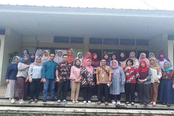 Kunjungan dari Mahasiswa Pascasarjana Departemen Gizi Masyarakat FEMA IPB