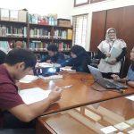 Pelatihan Untuk Mahasiswa Magang di PSSP
