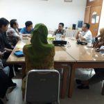 Kunjungan Prof. Jun Kohyama, PhD ke PSSP