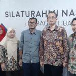 PSSP Menghadiri Acara Silaturahmi Nasional Lembaga Litbang Indonesia