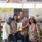PSSP Berpartisipasi Dalam Kegiatan Expo Agro Inovasi IPB Tahun 2019