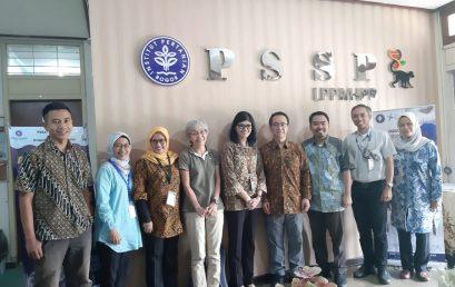 Kunjungan BPPT ke PSSP