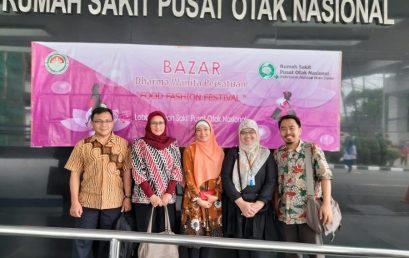 Staf Peneliti PSSP Menghadiri Acara Presentasi Sidang Etik di Rumah Sakit Pusat Otak Nasional
