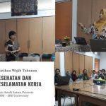 Pelatihan Tahunan Kesehatan dan Keselamatan Kerja (K3) di PSSP