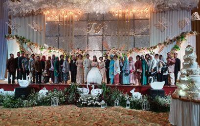 Keluarga Besar Primata Menghadiri Acara Pernikahan Drh Tyara Putri Sajuthi MB