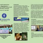 The 30th Anniversary Field Course