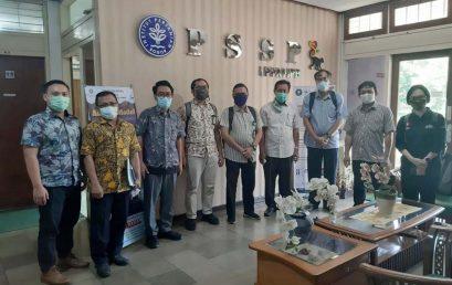 Litbangkes dan Irjen Kemenkes Mengunjungi PSSP-IPB