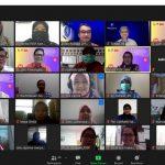 Pelatihan Virtual Sistem Manajemen Biorisiko Laboratorium dalam Penanganan dan Pengujian Sampel Covid-19