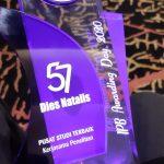 IPB Awarding Day 2020: Apresiasi IPB University kepada Stakeholder dan Mitra Terbaik
