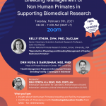 Breeding Management of Non Human Primates in Supporting Biomedical Research Webinar