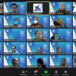 Partisipasi PSSP Dalam Rakornas Riset dan Inovasi 2021